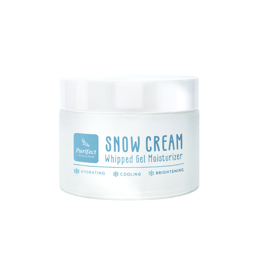 Snow Cream Whipped Gel Moisturizer - 50ml