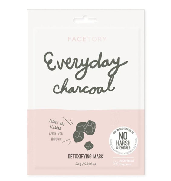 Everyday Charcoal Skin Detoxifying Mask