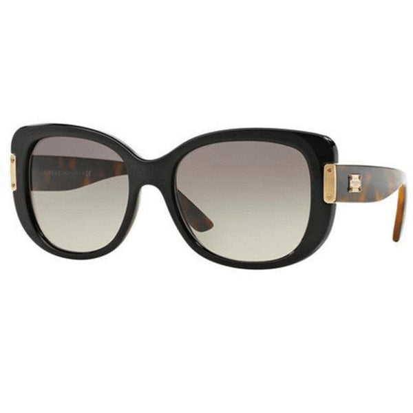 Versace Sunglasses Women Oversized frame Grey Lens