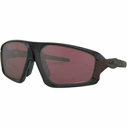 Oakley Field Jacket Sunglasses OO9402-0964 Matte BlackPrizm Road Black Lens