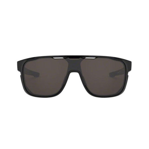 Oakley Sunglasses OO9387 1631 Crossrange Shield Matte Black Frame Prizm Grey