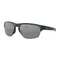 Oakley Sunglass - Square Style Sliver Edge Model Grey Smoke Color Sunglass OO9413 0365