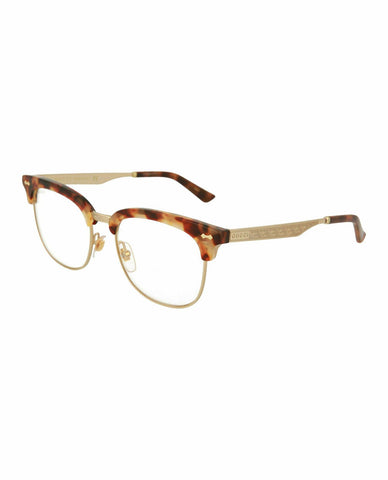 Gucci Eyeglasses Square Style