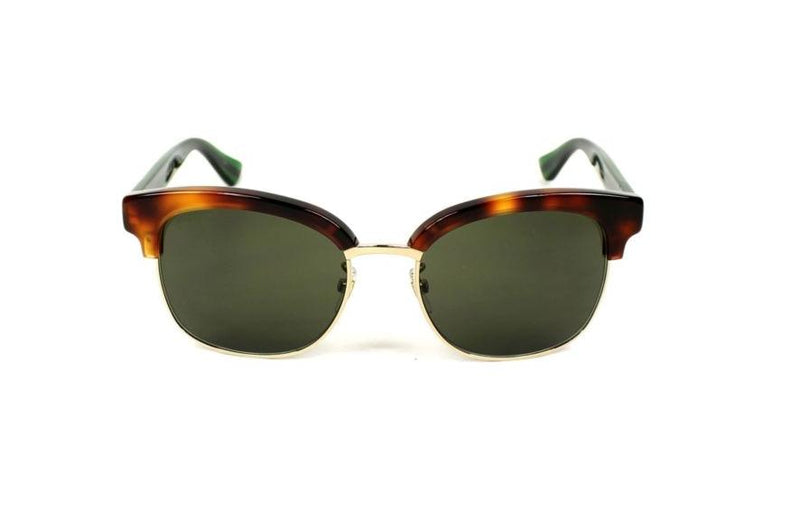 Gucci Sunglass - Havana Square Style Brown Lens - GG0056S 003