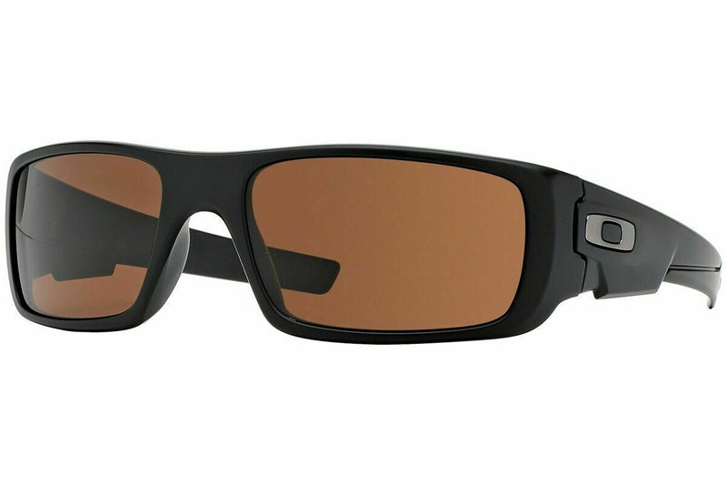 Oakley Sunglass - Rectangular Style Crankshaft Model Black Color Sunglass OO9239-03