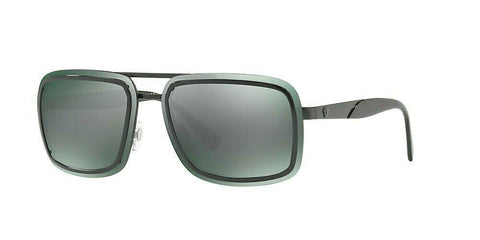 Versace Sunglasses VE2183 1009C0 63 Grey Frame | Grey/Green Lens