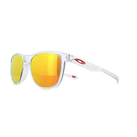 Oakley Sunglasses Trillbe X OO9340 1852 Polished Clear Prizm Ruby