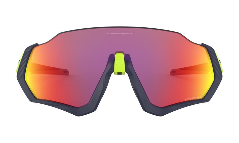 Oakley Sunglasses OO9401-0537 Flight Jacket Matte Navy / Prizm Road Sunglasses