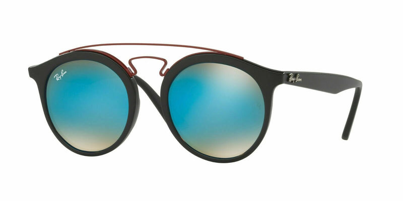 Ray-Ban Sunglass tortoise style blue gradient - RB4256 6252B7 49mm