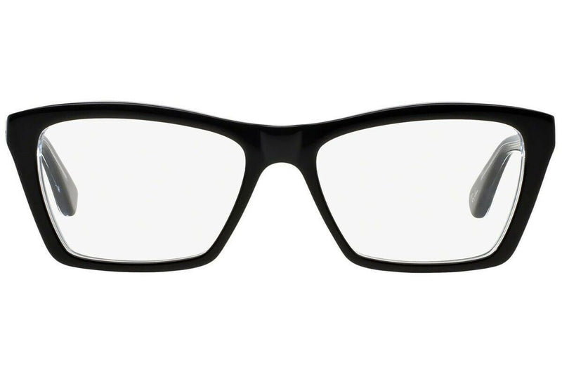 New Ray Ban RxEyeglasses  RX5316 2034 -Top Black on Transparent 53-16-140