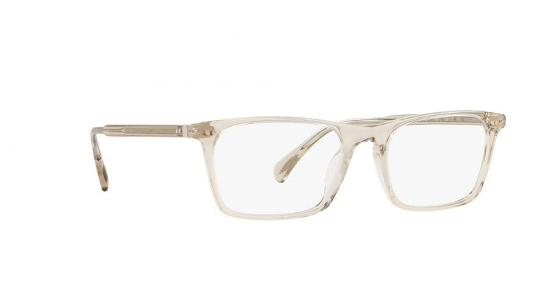 Oliver Peoples Eyeglass Rectangle Style Shroom Grey Color Demo Lens | Teril OV5385U 1524