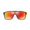 Oakley Sunglass Crossrange Shield Frame with Prizm Ruby Single Lens - OO9387 0931