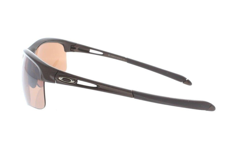 New Oakley RPM EDGE OO9257-05 Chocolate Sin/ VR28 Black Iridium Sunglasses