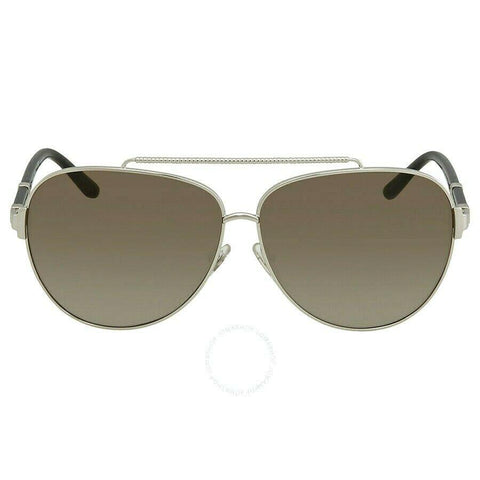 Tory Burch Sunglasses TY 6056 323813 59 Brown Grey Gradient Aviator