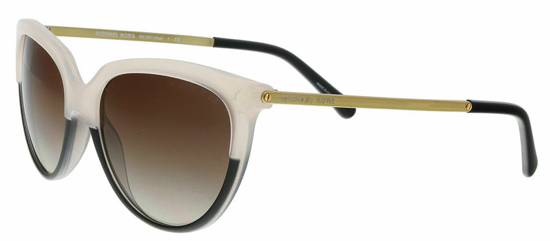 Michael Kors MK2051 327613 55 Milky/ Ivory Cat eye Sunglasses