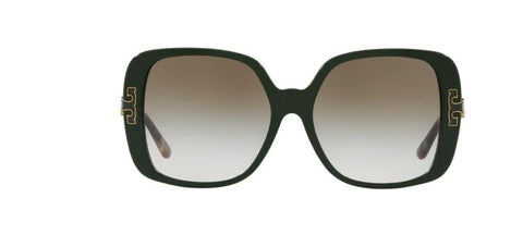 Tory Burch Sunglasses Women's TY7132U 13718E 57 Racing Green