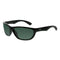 Ray-Ban Sunglass - Wrap Style Black Color Men Sunglass RB4188 601/71 63
