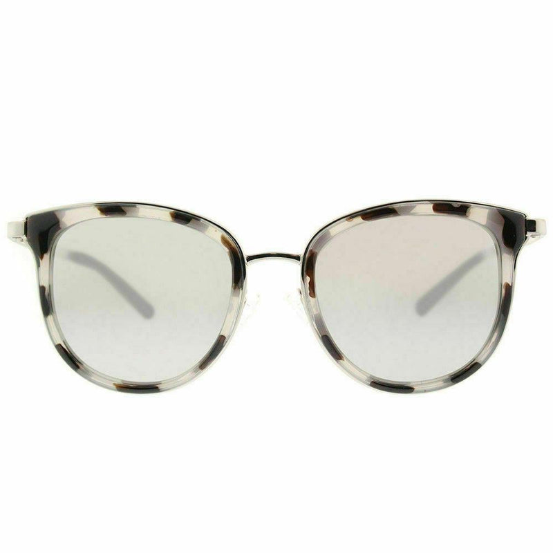 Michael Kors Sunglass - MK1010 11986G Square Style Silver Frame with Grey Lens