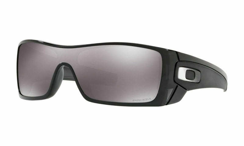 Oakley Sunglass Batwolf Shield Style Prizm Black Lens - Men's Sunglass Black Ink Frame OO9101-5727