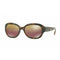Ray-Ban Sunglass Oval Style Havana Color Purple / Gold Chromance Lens - RB4282CH 710/6B 55