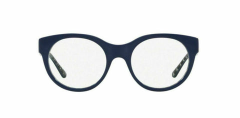 Tory Burch TY2085 1750 52 Navy / Navy T Pattern Optical  Eyeglasses