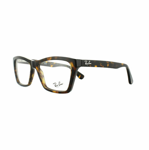 Ray-Ban Glasses Frames RX5316 2012 53MM Dark Havana 53mm Women's