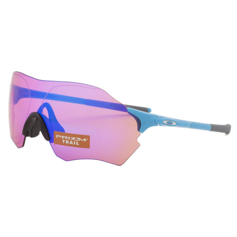 Oakley Sunglasses Sports Style Prizm Trail Mirrored Lens