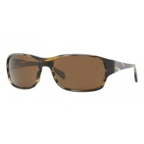 Oliver People Sunglasses Men Cocobolo Brown Frame Brown Lens