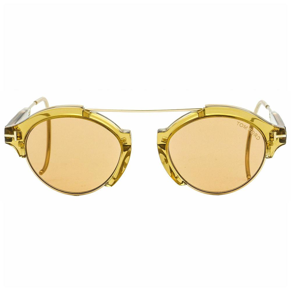 Ford Oval Sunglasses