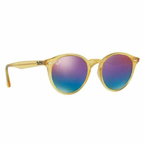 Ray Ban Unisex Sunglasses w/Blue/Violet Gradient Mirrored Lens RB4279F 6277B1 51