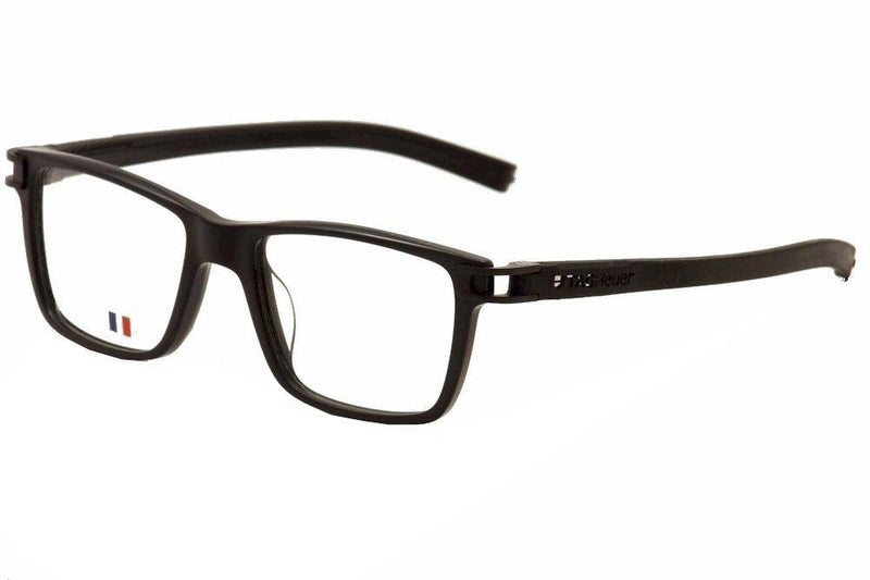 Tag Heuer Eyeglass Square Style Black Color | TH7603 007