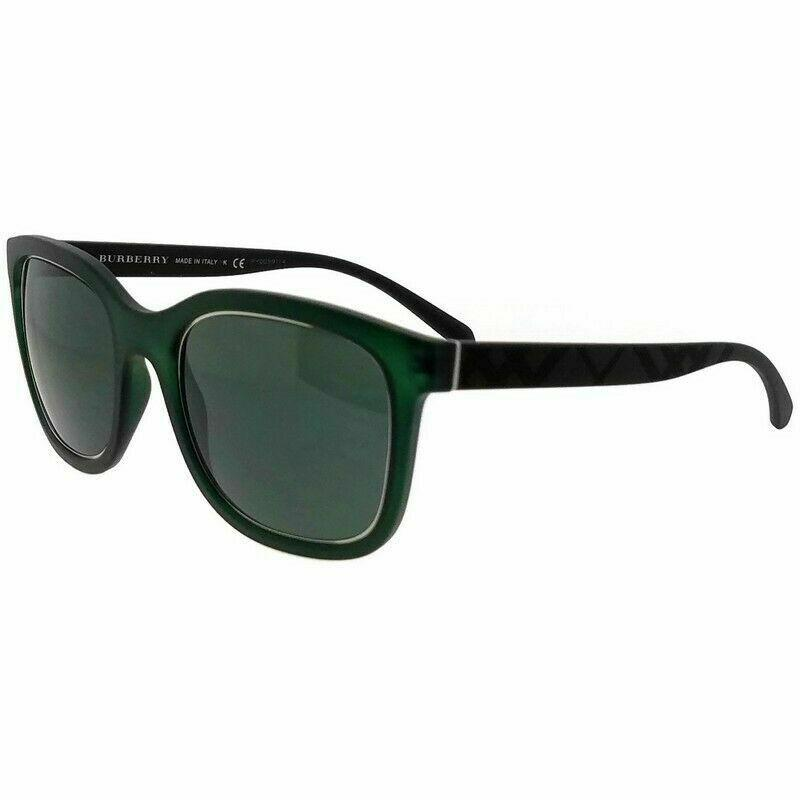 Burberry Sunglasses  BE4256 369571 54 SIZE 54mm Green Frame Grey Lens