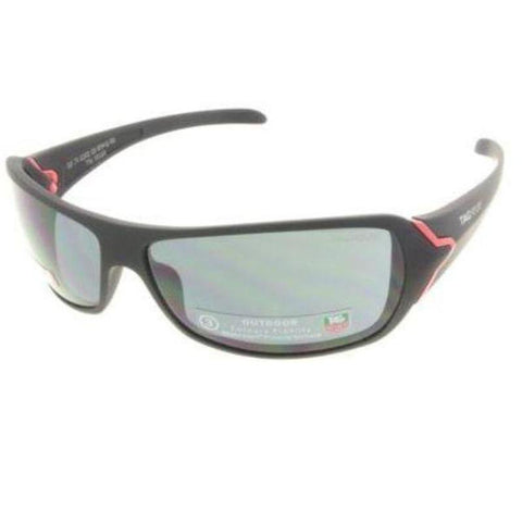 Tag Heuer Sunglasses Wrap Style Grey Lens