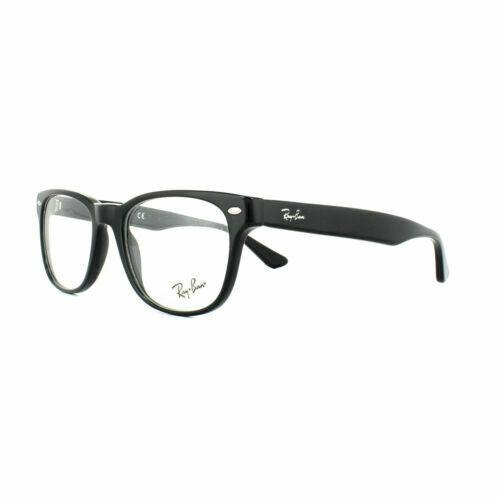 Ray-Ban Eyeglass - Square Style Shiny Black / Demo Color Eyeglass RX5359 2000 51