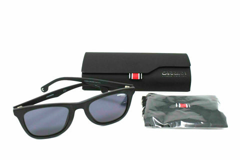 Carrera CARRERA 134/S MATTE BLACK/GREY 51/22/145 unisex Sunglasses