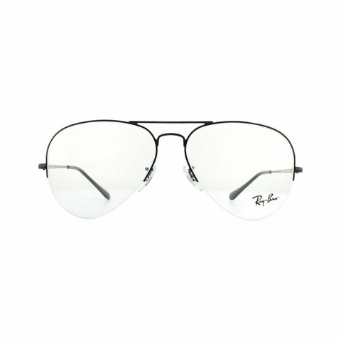 Ray Ban EyeGlasses Frames RXRB 6589 2509 59 Black Optical Frame