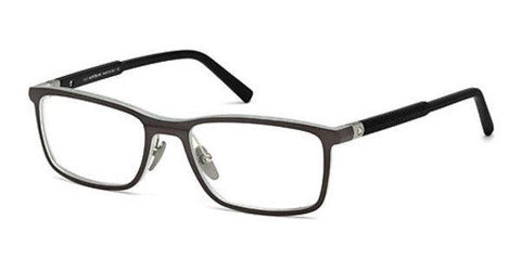 Moth Blanc Eyeglasses Square Frame Glasses
