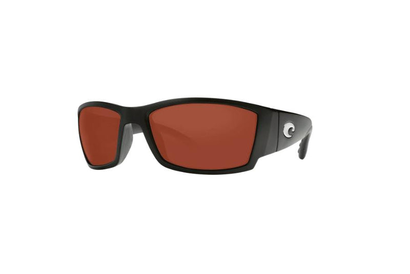 Costa Del Mar Corbina Polarized Sunglasses - Black/Copper 580P - CB 11 OCP