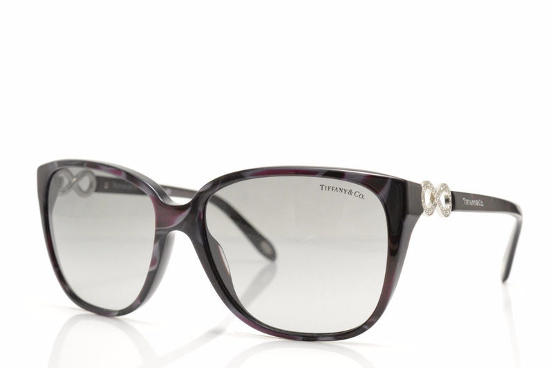 Tiffany & Co Sunglass - Square Style Grey Gradient Lens - TF4111B 8201/3C
