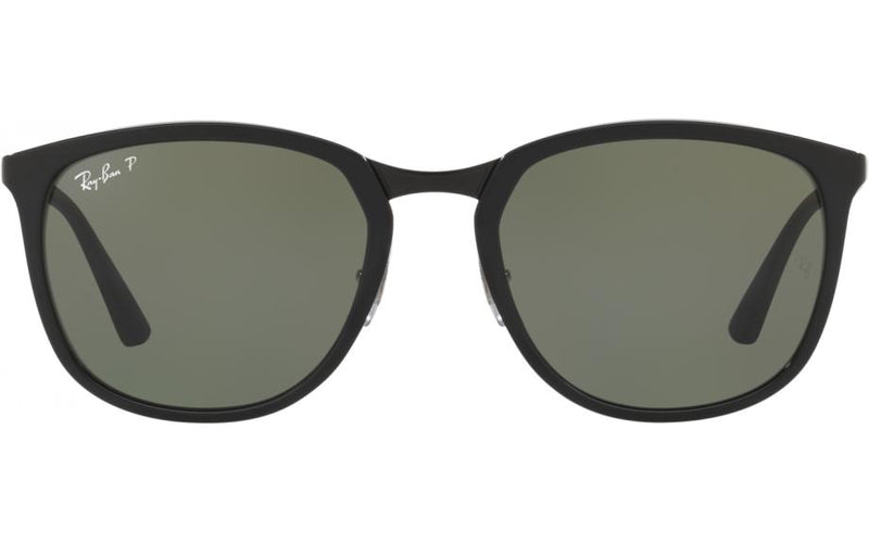 Ray Ban Active RB4299 601/9A 56 Black Frame / Green Classic G-15 Polarized Lens