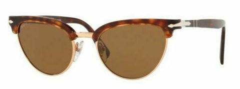 Persol Sunglasses PO3198S 24/57 51mm Vintage Cat Eye Tailoring Ed Polarized