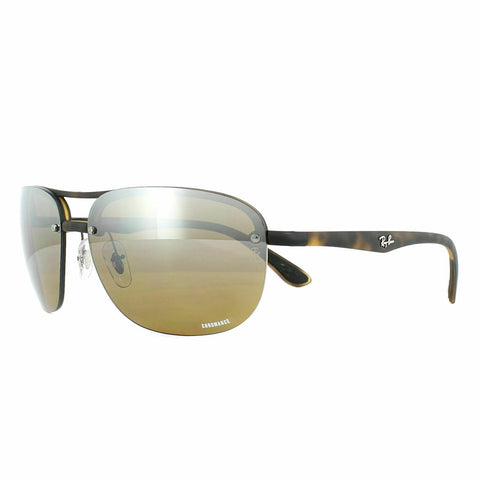 Ray-Ban Sunglasses RB4275CH 894/A2 Tortoise Brown Mirror Polarized Chromance