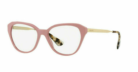 Prada Eyeglasses PR28SV K4A1O1 54 Pink 54MM Eyewear Optical Frame