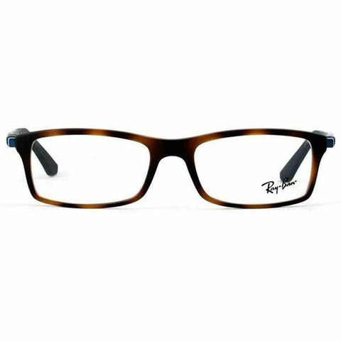 Ray-Ban Eyeglasses Rectangular Style Demo Lens...
