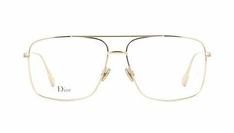 Christian Dior STELLAIRE O3 Gold (J5G) Eyeglasses Optical Fame