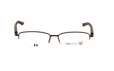 TAG HEUER TRENDS TH8209 003 Eyewear FRAMES Glasses RX Optical Eyeglasses France