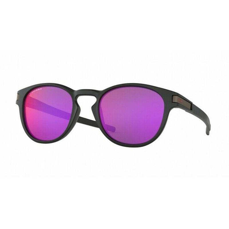 Oakley Sunglass Square Style Matte Black Color | Latch OO9265 4953