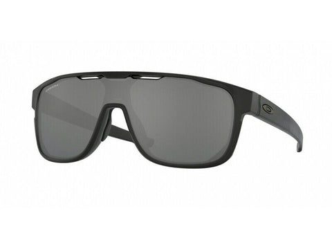 Oakley Sunglasses OO9387 1131 Crossrange Shield Matte Black Frame