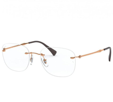 Ray Ban Eyeglasses RB8748 1131 50 Bronze / Black [50-18-140] RX8748 1131 50