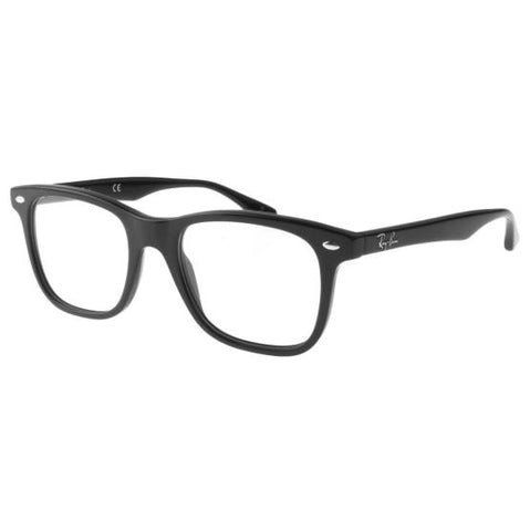 Ray-Ban Frame RX Eyeglasses New Highstreet Black Shiny RX5248 2000 49 19 140